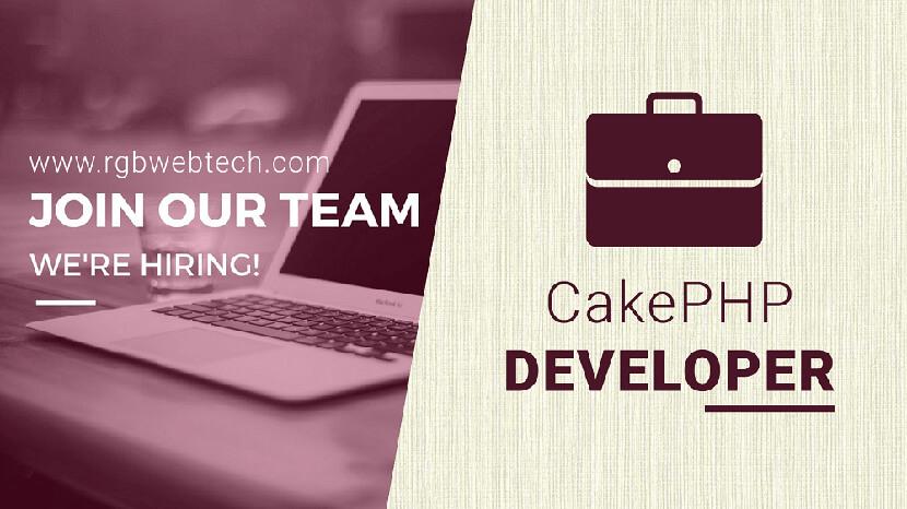 CakePHP Developer Job Openings