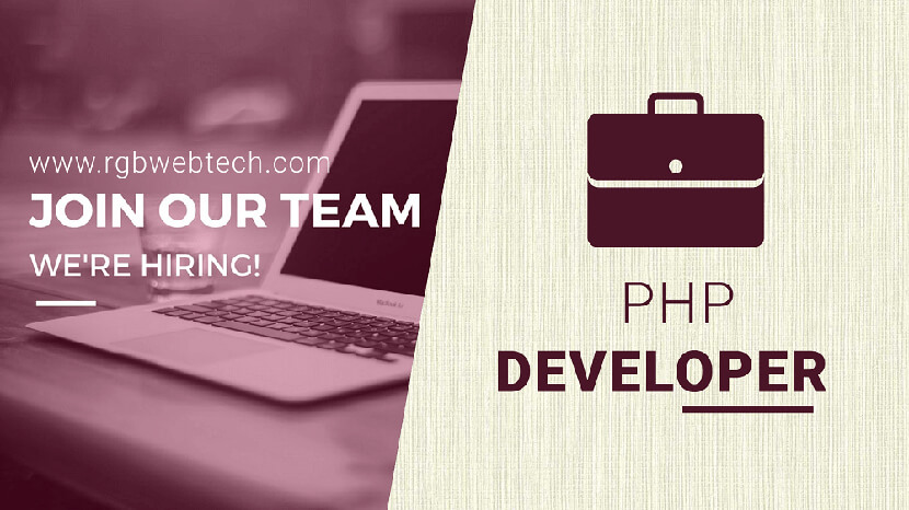 PHP Developer Job Openings