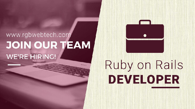 Ruby on Rails Developer Job Openings