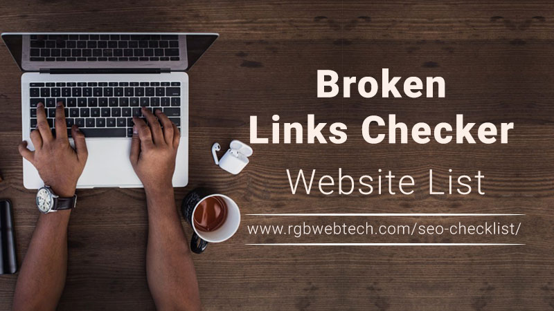 Broken Links Checker Websites List