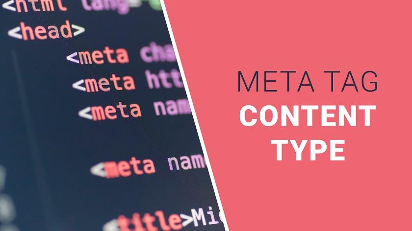Content-Type Meta Tag