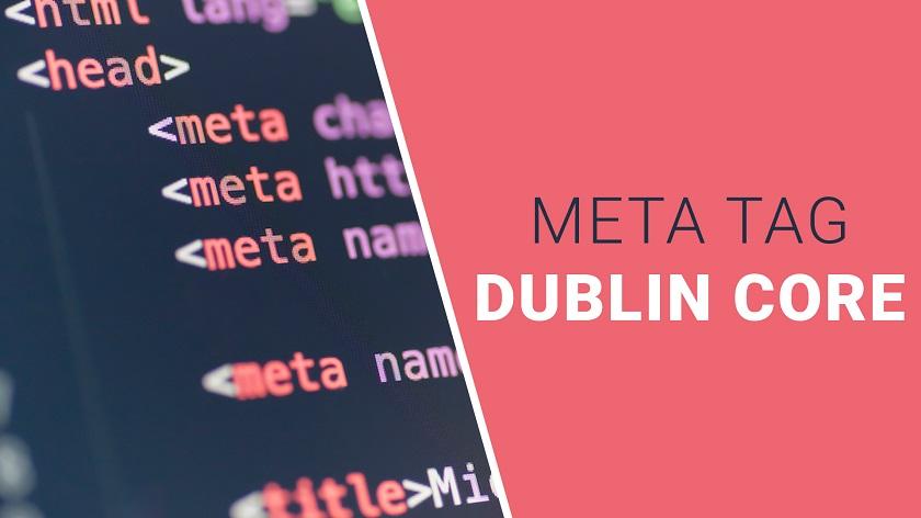 Dublin Core Meta Tag