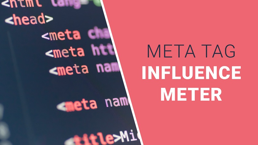 Influence Meter Meta Tags