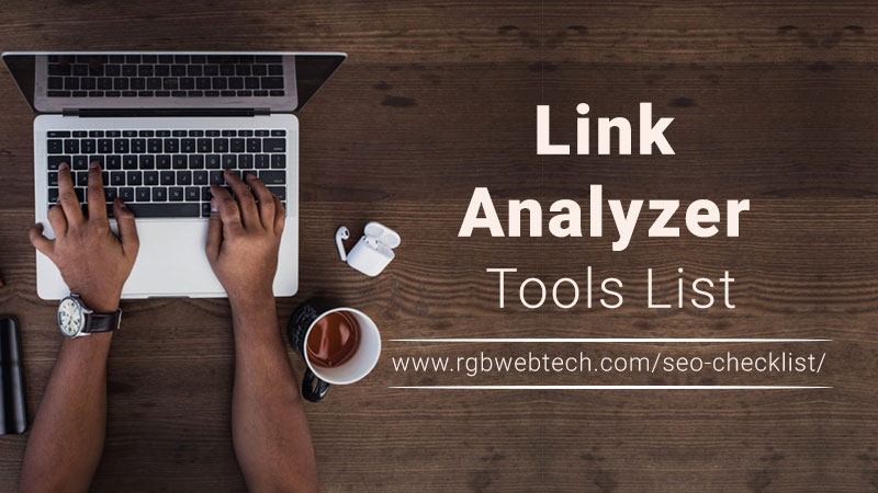 Link Analyzer Tools