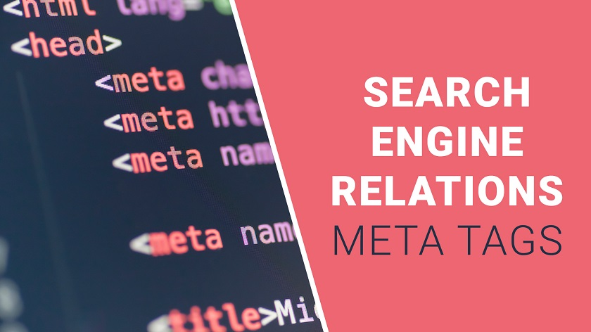 Search Engine Relations Meta Tag