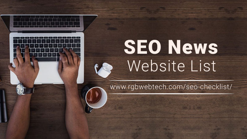 SEO News Sites List