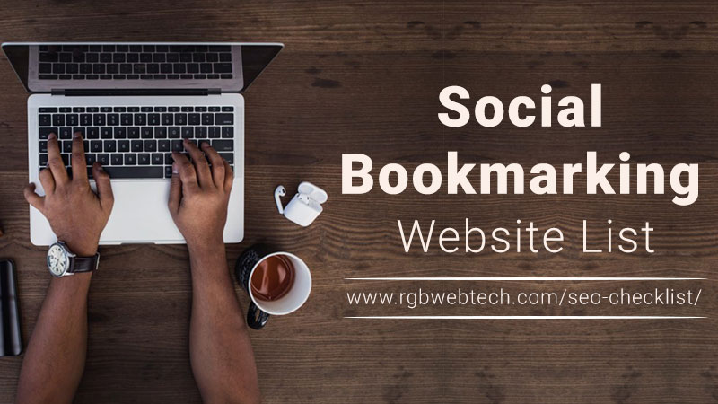 Social Bookmarking Website List