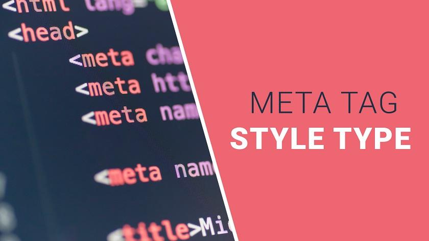 Style-Type Meta Tag