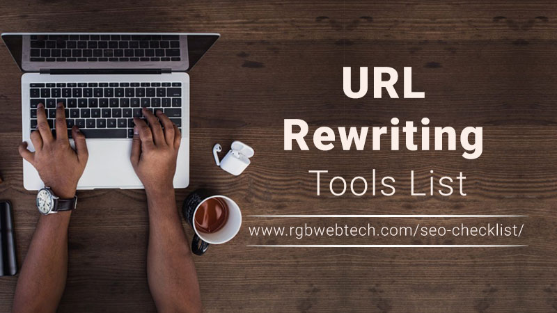 URL Rewriting Tools