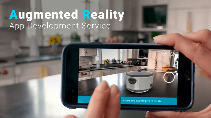 Best Augmented Reality App Development Service Provider Company in India