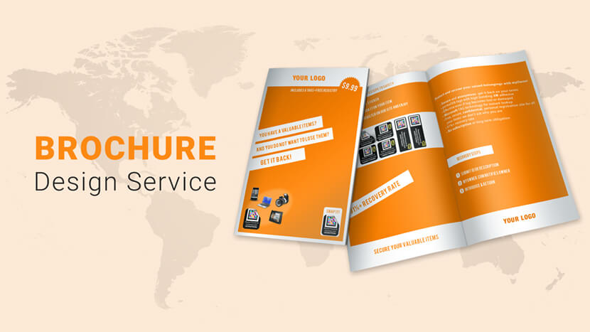 Best Brochure Design Service Provider Company in India