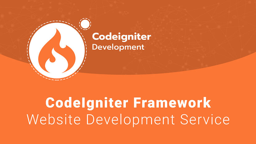 Best CodeIgniter Framework Website Development Service Provider Company in India