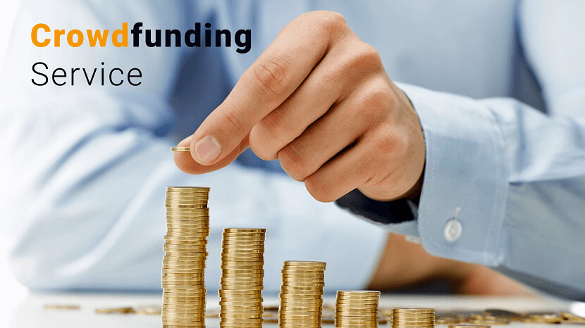 Best Crowdfunding Service Provider Company in India