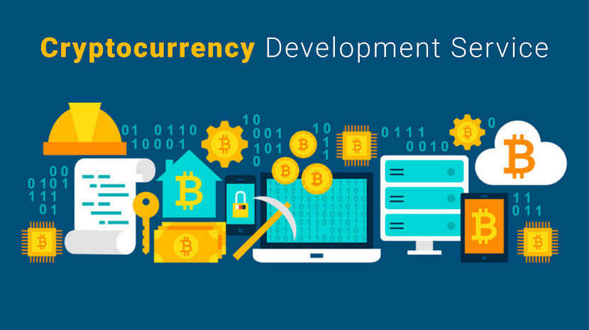 Best Cryptocurrency Development Service Provider Company in India