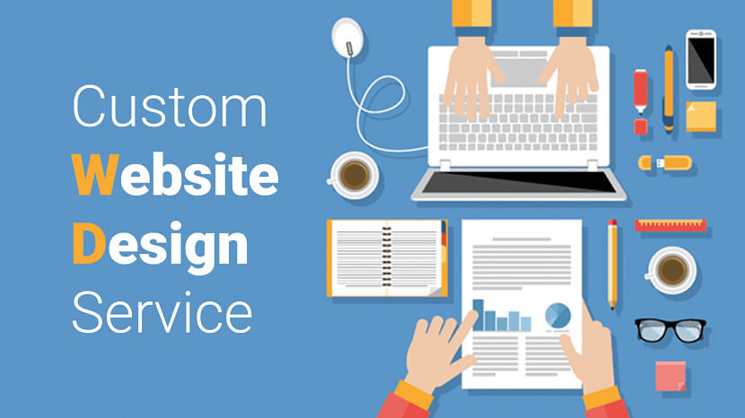 Best Custom Website Design Service Provider Company in India