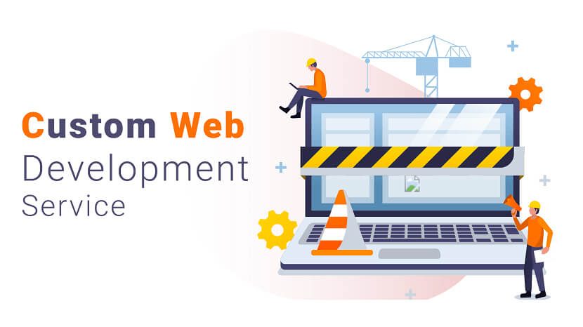 Best Custom Website Development Service Provider Company in India