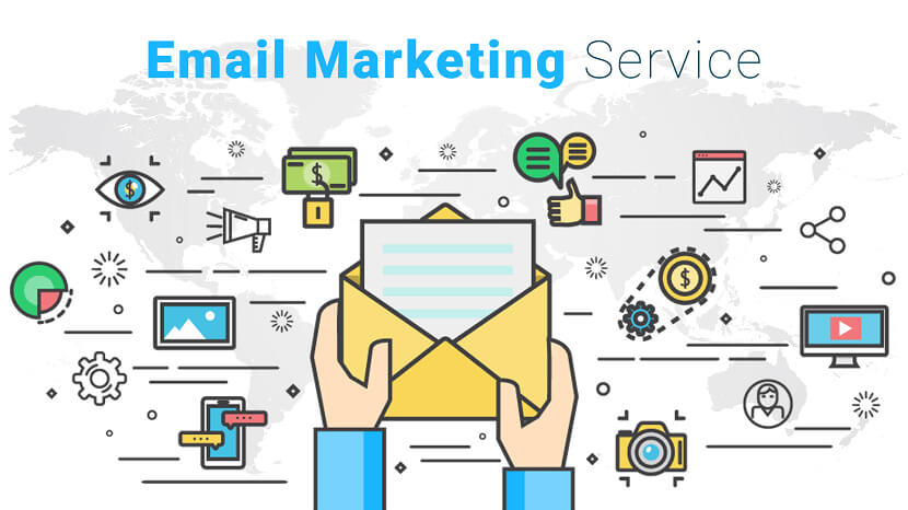 Best Email Marketing Service Provider Company in India