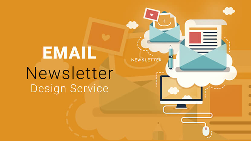 Best Email Newsletter Templates Design Service Provider Company in India