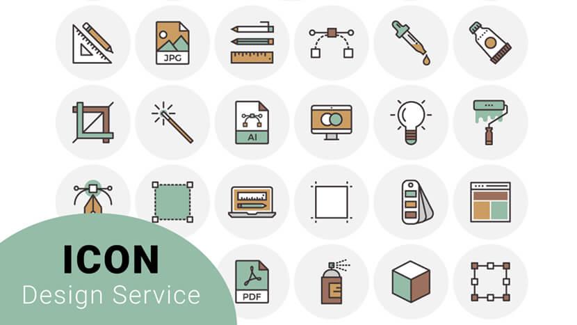 Icon Design Service