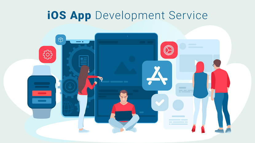 Best iOS App Development Service Provider Company in India
