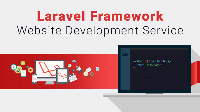 Best Laravel Framework Website Development Service Provider Company in India