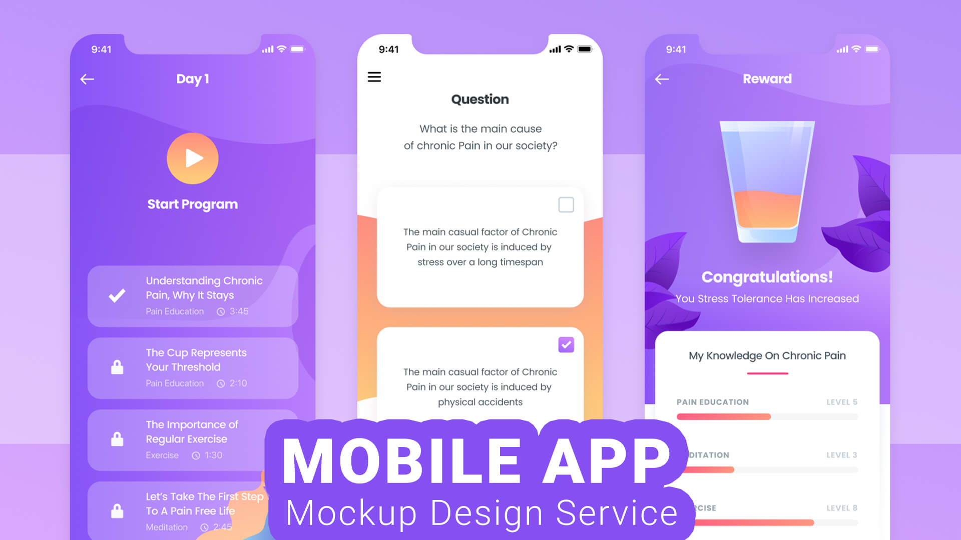 Best Mobile App Mockup Design Service Provider Company in India