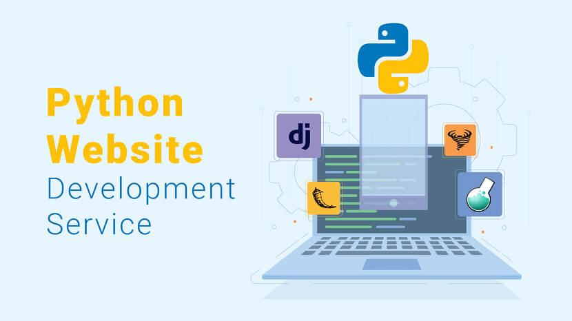 Best Python Website Development Service Provider Company in India