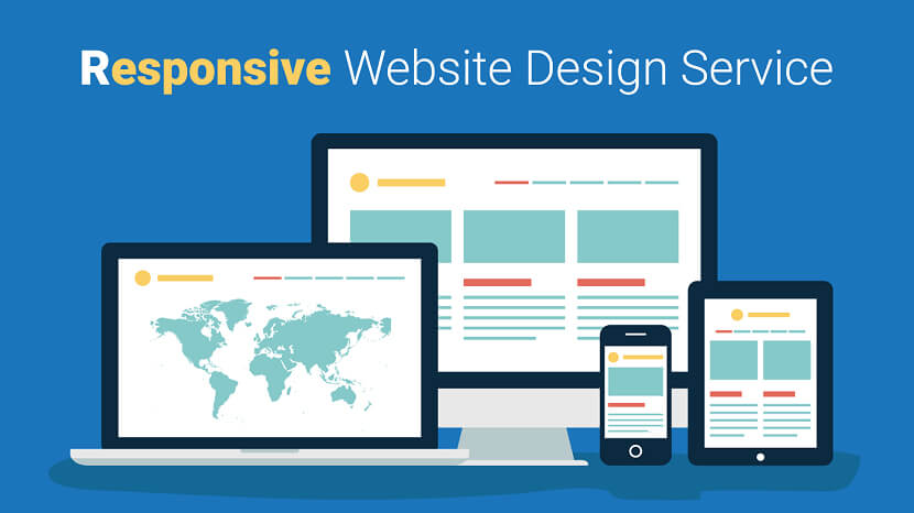 Best Responsive Website Design Service Provider Company in India