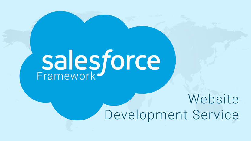 Best Salesforce Framework Website Development Service Provider Company in India