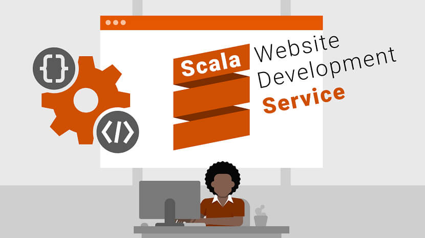 Best Scala Website Development Service Provider Company in India