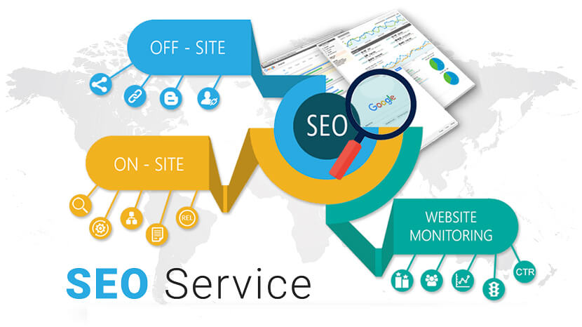 Best SEO Service Provider Company in India