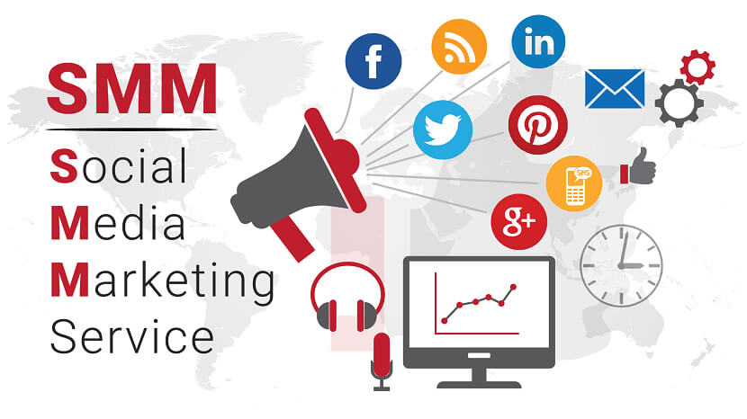 Best Social Media Marketing Service Provider Company in India