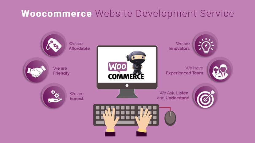 Best Woocommerce Website Development Service Provider Company in India
