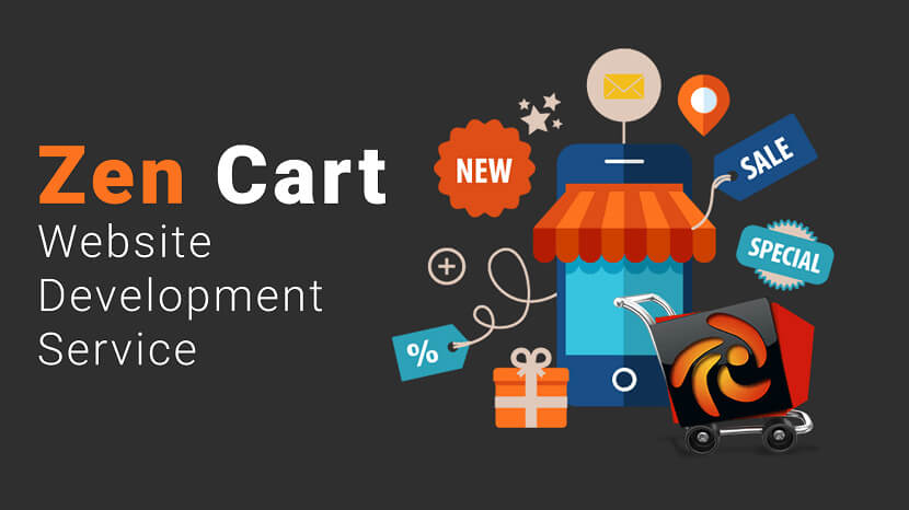 Best Zen Cart Website Development Service Provider Company in India