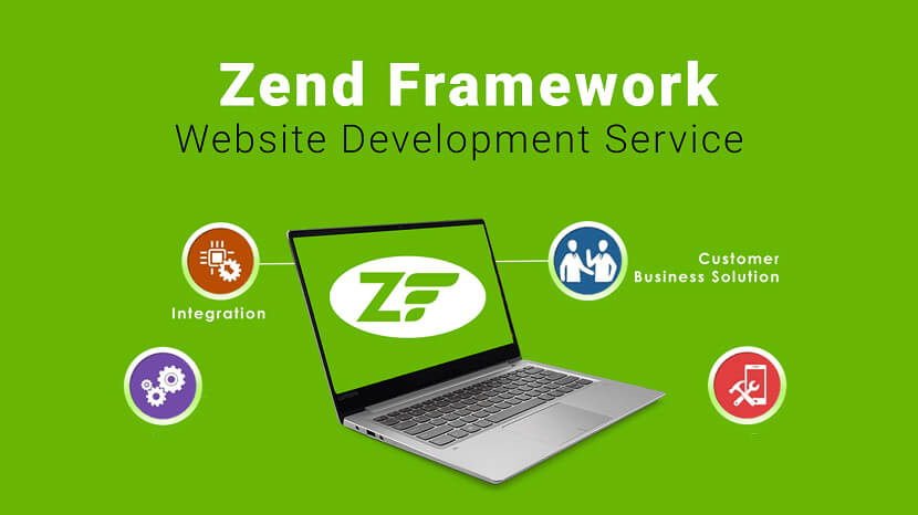 Best Zend Framework Website Development Service Provider Company in India